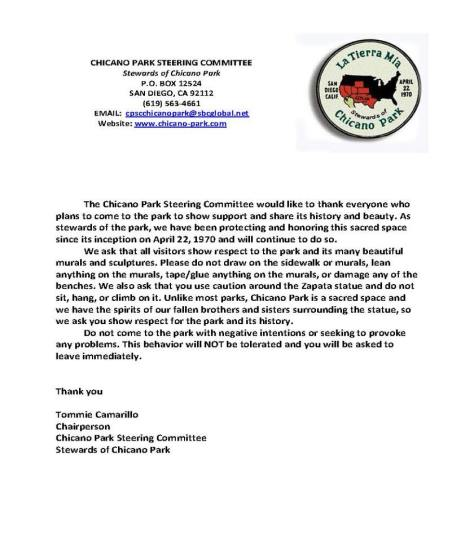 Chicano Park Steering Comittee 2